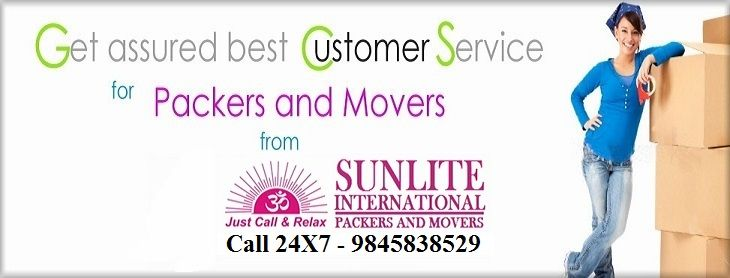 Sunlite Packers Movers serve you anywhere according to your needs of packing, moving and relocation, industrial shifting, office shifting, house relocation in karnatak, bangalore, hyderabad, Mumbai, jaipur, kolkata and all over india.
