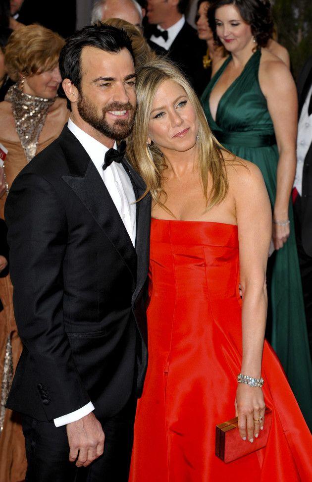 "Jennifer Aniston, Justin Theroux ""Already Feel Married"""