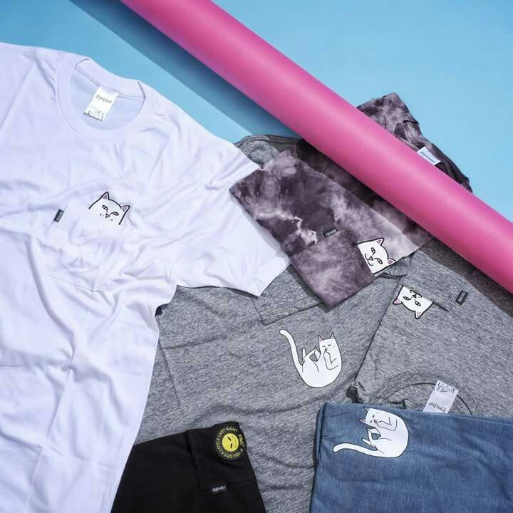 Falling for Nermal/Lord Nermal pocket tees *popcorngeneralstore//uptownmall,bgc*