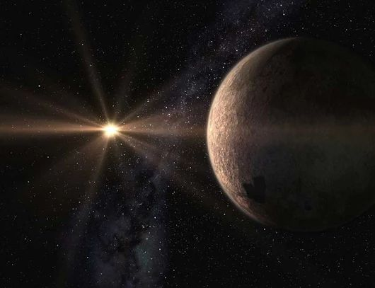Scoperta una super-Terra a 21 anni luce | MEDIA INAF  Individuato con la tecnica della velocità radiale un pianeta roccioso al limite della zona abitabi... - Vincenzo Parrinello - Google+