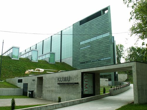 Kumu (Tallinn, Estonia)