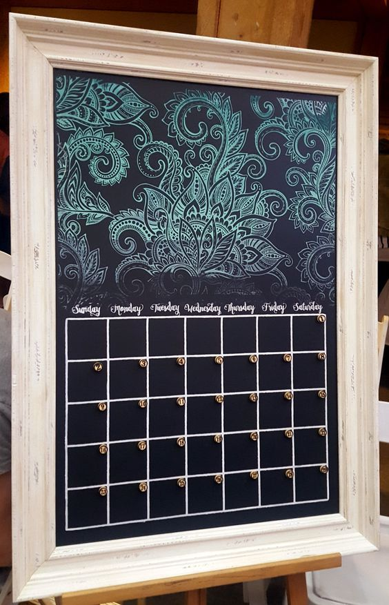 family calendar, gorgeous, JOIN our team!!!  selling high end chalk boards, silk screen transfers, chalk paste, magnets, chalkology, chalk couture, family gallery wall, blackboard, chalk, family calendar, wall calendar ... more info? www.nomoreuglychalkboards.com
