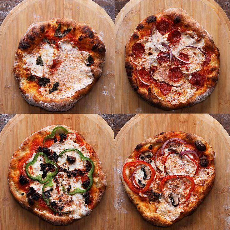 Easy brick oven pizza dough recipes