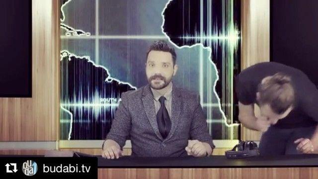 """1,489 Beğenme, 29 Yorum - Instagram'da Oğuzhan Uğur (@oguzhanugur_): """"#Repost @budabi.tv with @repostapp ・・・ Gücü çözünürlüğünde! Budabi TV yayında!"""""""