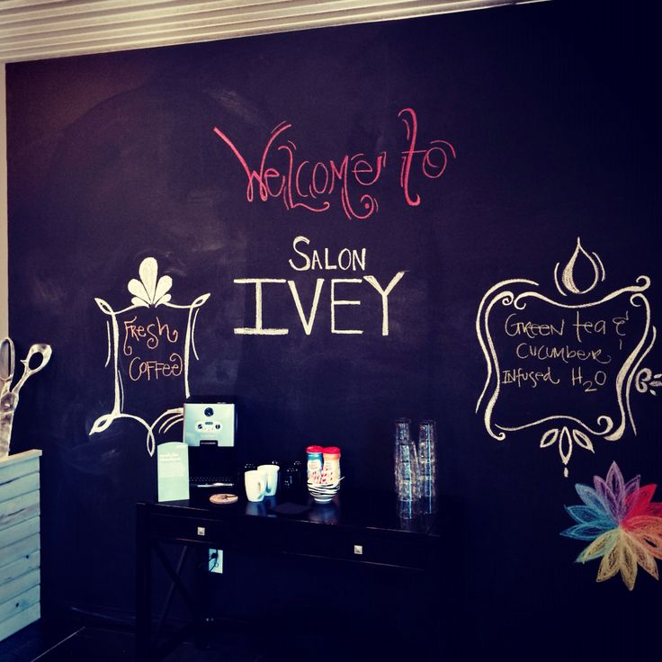 Welcome to Salon Ivey!!