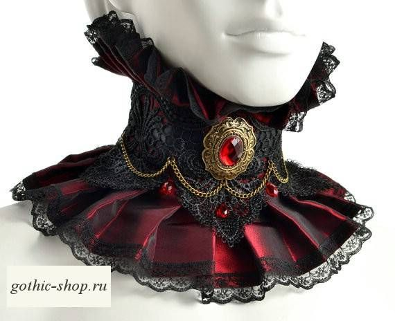 """Чокер """"Vampire""""   Готическая одежда, стимпанк одежда, лолита стайл, одежда для готов, рок одежда, cosplay одежда, готический магазин, рок магазин"""