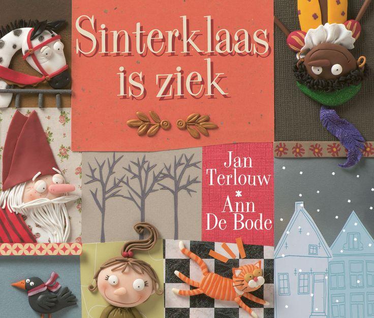 Digitaal prentenboek: Sinterklaas is ziek - Prentenboek voor op het digibord