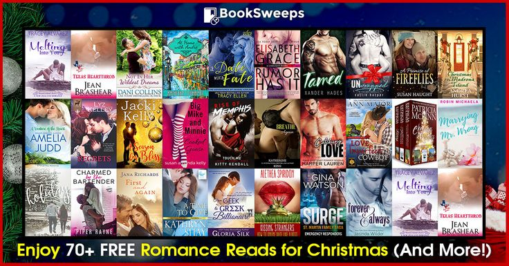 What's Better than a Holiday Season of Romance? Celebrate Christmas 2017 with Over 70 FREE Romance Novels, Short Stories & More, PLUS $100 in Prizes!