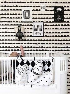 Crib Organizer Geometric Dream