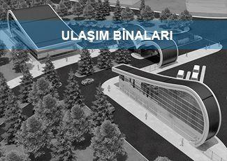 ulaşım binası tasarımı