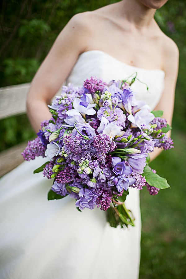 Images of Lavender Wedding Flowers - #SpaceHero