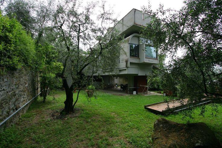 Leonardo Savioli, Villa Taddei 1964-65