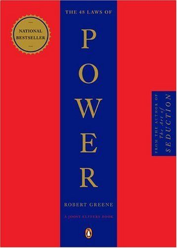The 48 Laws of Power by Robert Greene, http://www.amazon.com/dp/0140280197/ref=cm_sw_r_pi_dp_QvOFqb0EEK91W