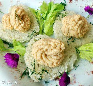 Di gotuje: Pasta z wędzonego łososia i twarogu