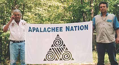The Talimali Band of Apalachee  by Dayna Bowker Lee