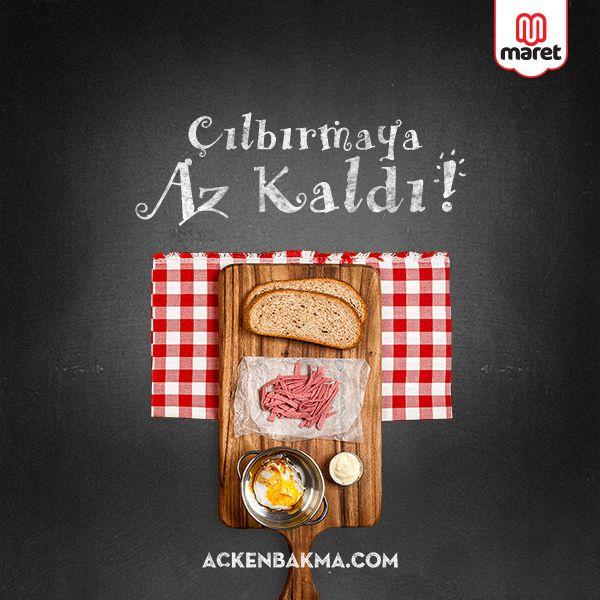 Çılbırmaya Az Kaldı! - Nasıl Yaparım? http://ackenbakma.com/sandvic/cilbirmaya-az-kaldi#nasil-yaparim