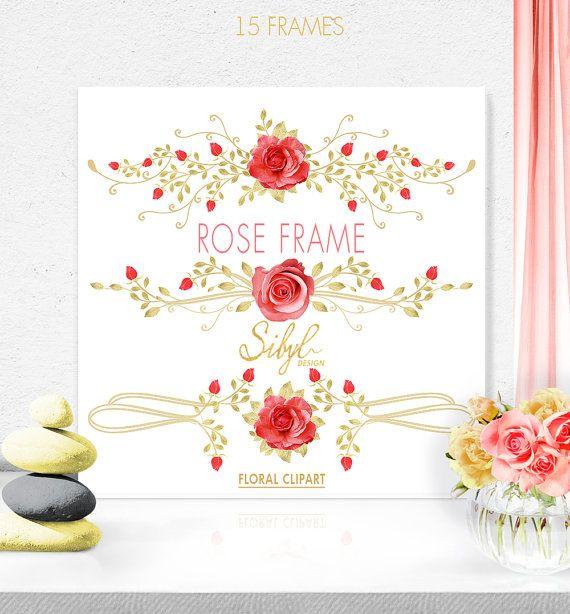 MARCO DIGITAL rosa CLIP marcos digitales flores rojos arte - marcos de rosas digitales de boda, y las fronteras, Fondo de rosas rojas, rosa Decoupage, rojo flores separadores, PNG   Esta rosa Marcos Clip Art Digital es ideal para scrapbooking, cardmaking, invitaciones de boda, boda tarjetas, tarjetas, decoupage, etiquetas, menús, programas y cualquier otro su creativo proyectos del arte.   D E S C R I P T I O N: --------------------------- Este Pack de papel Digital Floral incluye 15 cuadros…