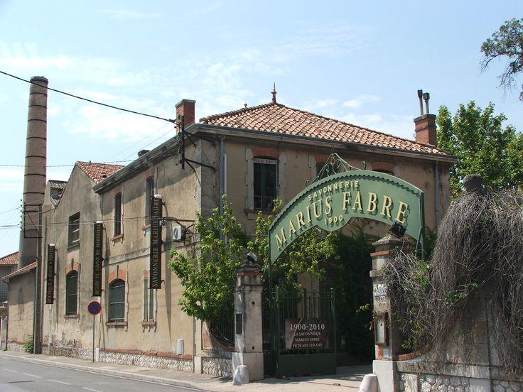 France, Bouches-du-Rhône, Salon-de-Provence, Savonnerie Marius Fabre