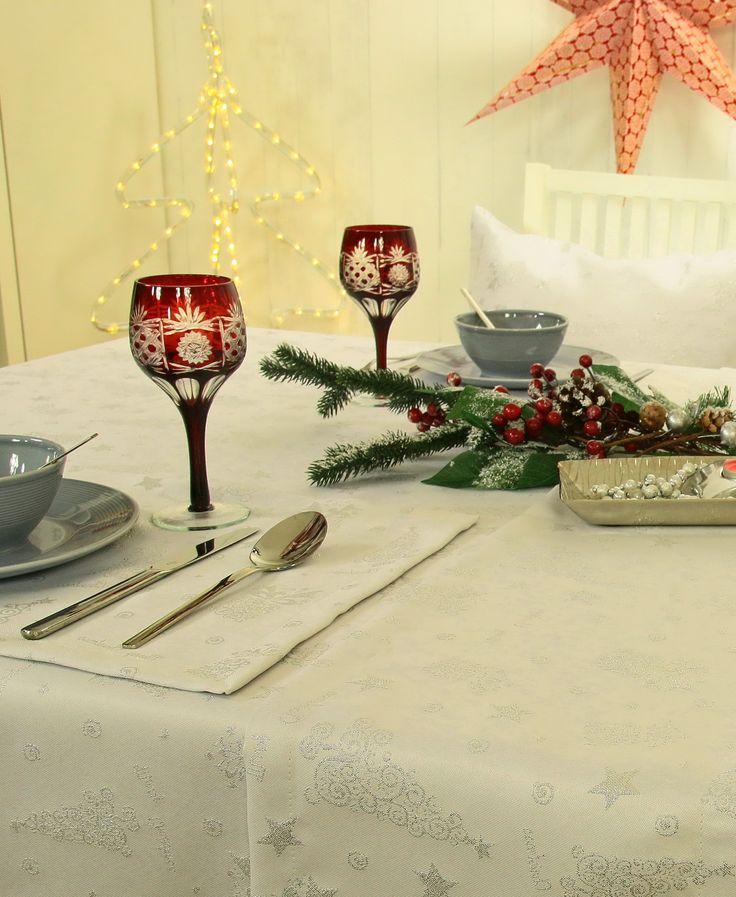 19 besten feine tischdecken f r weihnachten und advent bilder auf pinterest advent. Black Bedroom Furniture Sets. Home Design Ideas