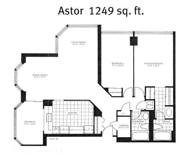 17 best ideas about condo floor plans on pinterest for Luxury condominium floor plans