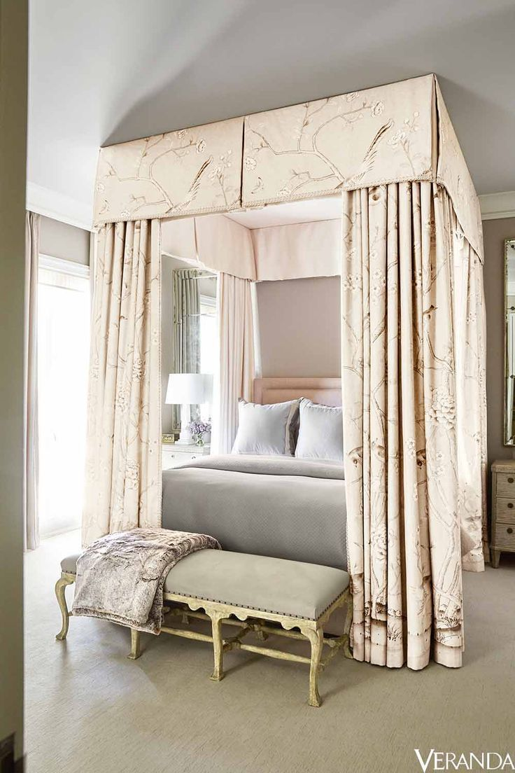 Bedroom sitting area traditional bedroom jan showers - Dress To Room Pairings Golden Globes 2016 The English Room