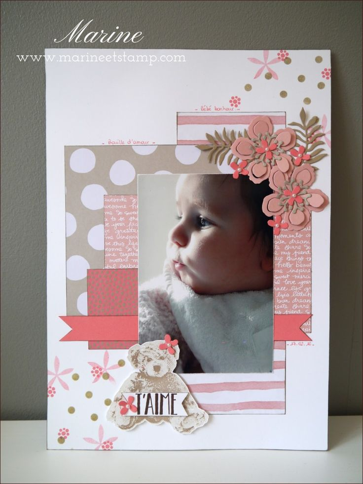 Creative Support Team Europe Blog hop !  | Stampin'Up!® par Marine
