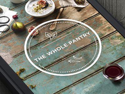 Wholepantry_landing_logo_small by Zane David