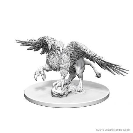 Griffon - Wizkids unpainted Miniatures