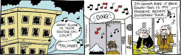 elevator music - Lola Apr 22, 2003