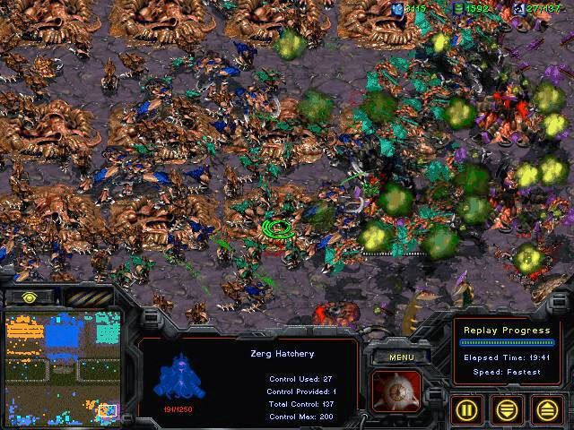 Zerg Rush: Image Gallery   Know Your Meme