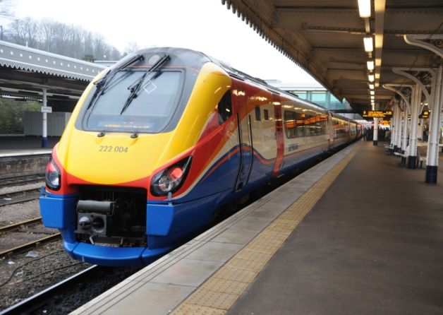 Transport News: South Yorkshire rail passengers happy with current services.
