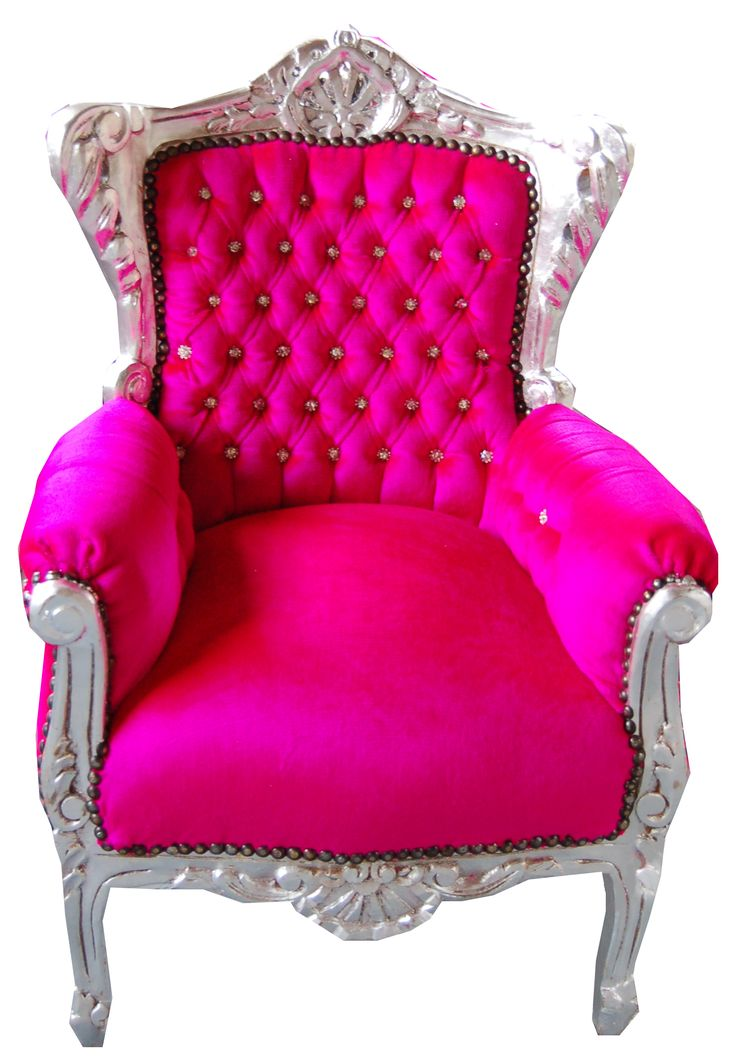 Amazing Childrenu0027s Throne Chairs, Antique Styling Clashed With Modern  Upholstery, Bright, Bold,