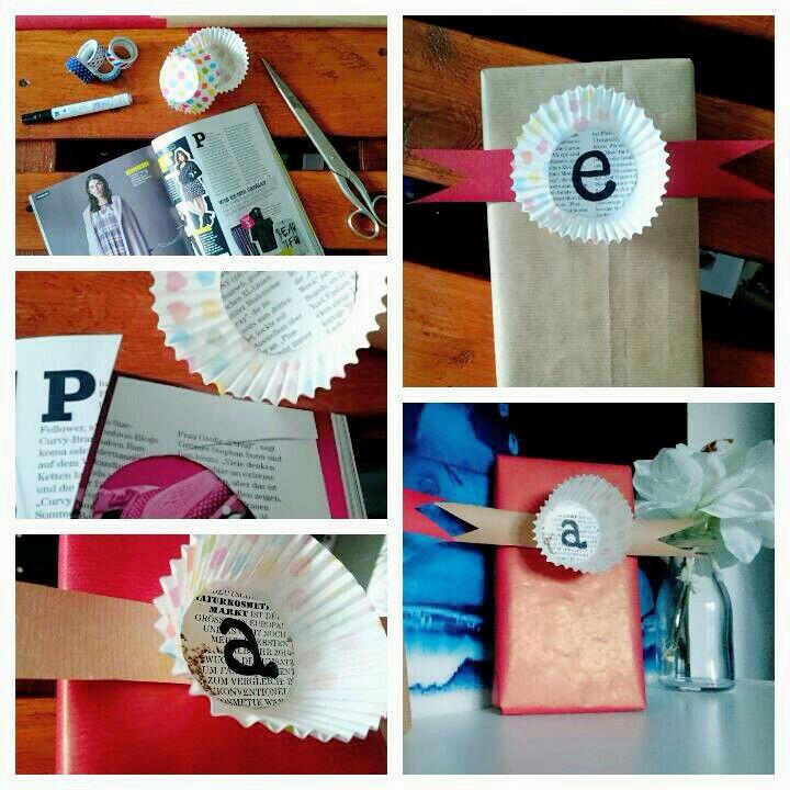 Geschenke verpacken – Schöne Ideen für viele Anlässe .Geschenke verpacken. Tolle Idee, um Geschenke originell zu verpacken und zu verschenken. Made by Frantasiaaa Bastelblog