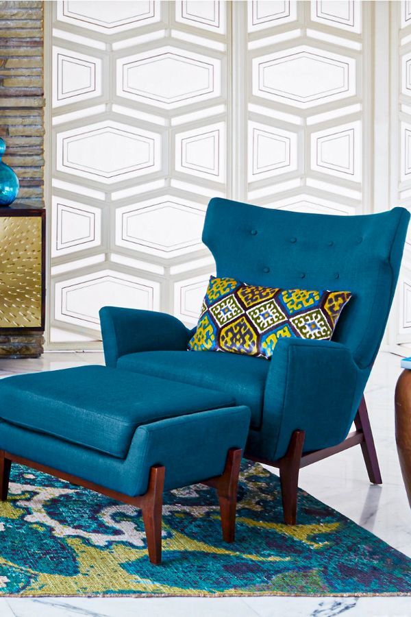 52 Awesome Blue Accent Chair Design Ideas And Inspiration Part 32 Blue Accent Chairs Living Room Accent Chairs For Living Room Blue Accent Chairs Living room accent chairs ideas