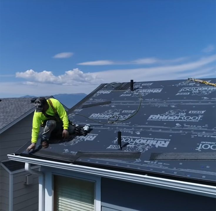 Best Roofing Underlayment Cool Roof Roofing Roof