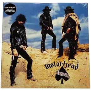 Motorhead Ace Of Spades 3 LP 180g Ltd Edition Coloured Vinyl Record Set