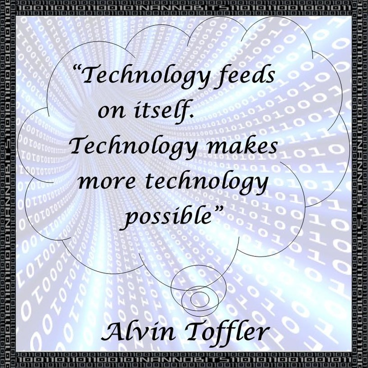 NANNObits; Tech Quote Of The Day