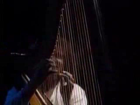 Andreas Vollenweider... Down to the Moon - A beautiful introduction to this amazing artist