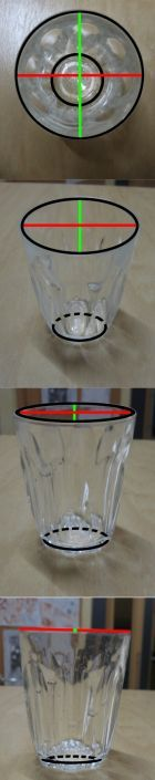 How to Draw an Ellipse for 3D Shape