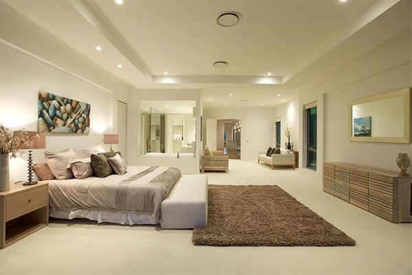 Luxurious Home in Brisbane, omg...this is the bedroom of an AMAZING house in australia, beach front!
