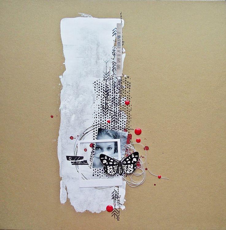 *Свободное творчество*: Вдохновение. Эта замечательная крафт-бумага!!!