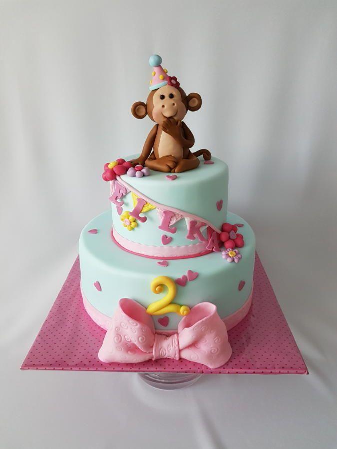 Monkey cake by Katka                                                                                                                                                                                 More