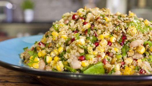 Good Chef Bad Chef - Quinoa Salad