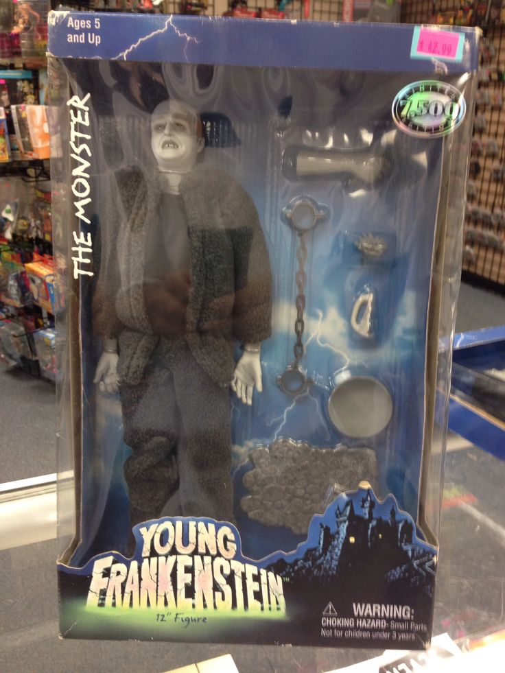 Sideshow Toy Young Frankenstein The Monster