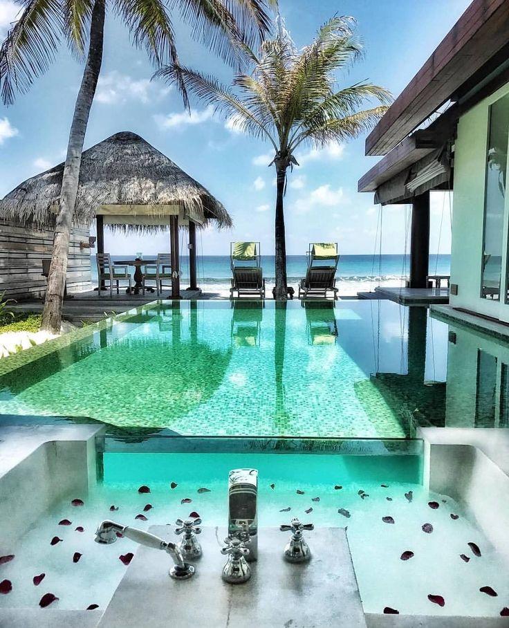 "GLOBE HOTELS ® on Instagram ""Maldives😍 cc travel_a"