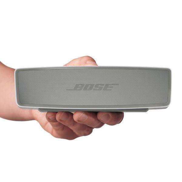 サウンド重大。ボディ軽快。。あす楽対応【ポイント5倍】BOSE SoundLink Mini Bluetooth speaker II PRLボーズ サウンドリンク ミニ ブルートゥース スピーカー II(パール)【代引手数料無料・送料無料】※沖縄・離島を除く