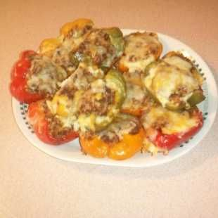 Mouth-Watering Stuffed Peppers Recipe