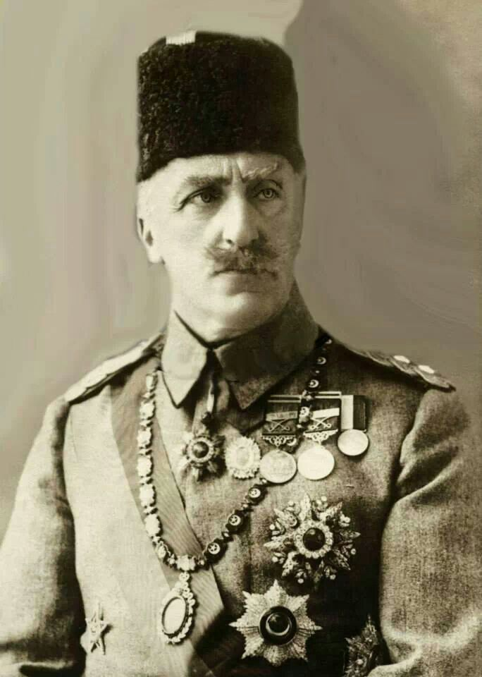 Abdülmecid II (Turkish: Abdülmecit; Ottoman Turkish: عبد المجید الثانی, Abdâlmecid el-Sâni ) (29 May 1868 – 23 August 1944) was the last Sunni Caliph of Islam from the Ottoman Dynasty, nominally the 37th Head of the Ottoman Imperial House from 1922 to 1924.