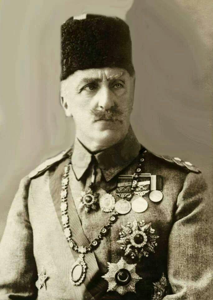 The Last Khalifa Abdülmecid Efendi.