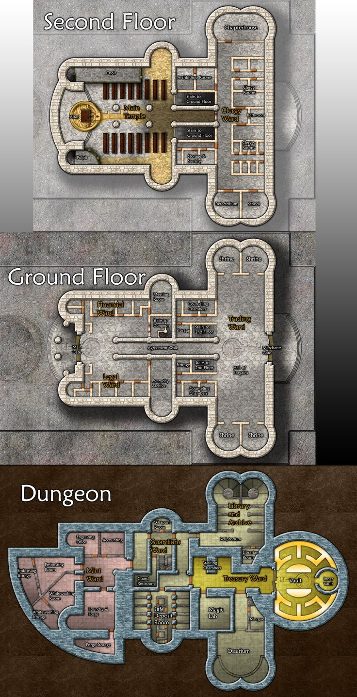 its a battle map